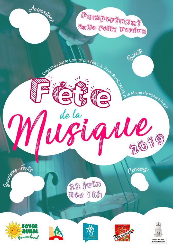 20190622 – Fête de la musique à Pompertuzat